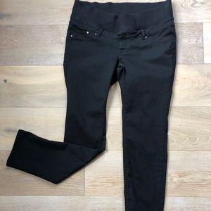H&M MAMA Straight Leg Jeans, Size 14
